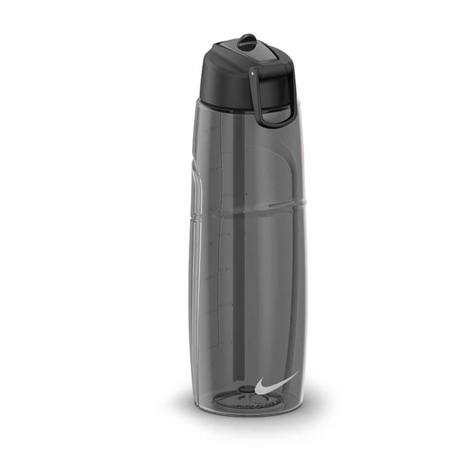 36e63861f7fe2 Nike T1 Flow Water Bottle 32oz - Anthracite/Black   ProBikeKit Australia