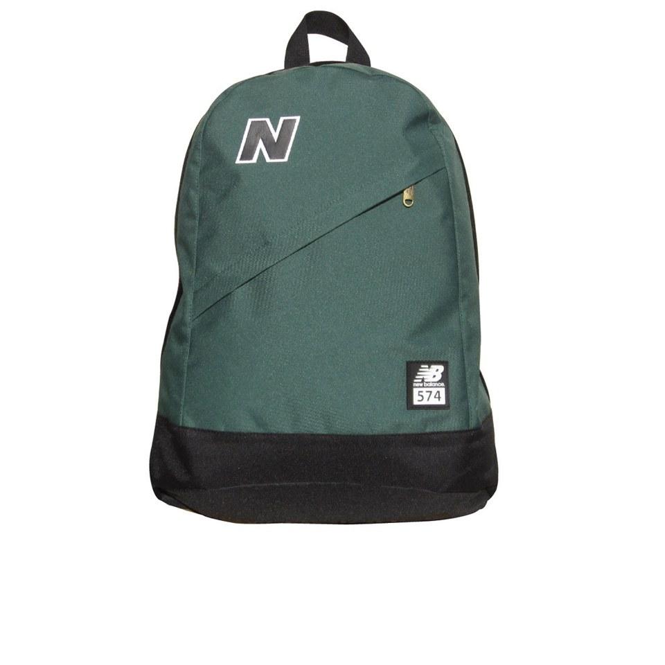 e83ed7fba4 New Balance 574 Backpack - Green/Black | ProBikeKit.com
