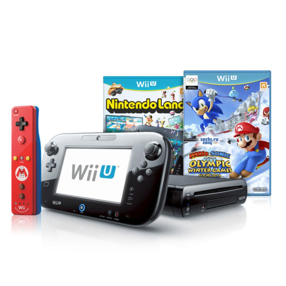 Mario And Sonic Winter Olympics Bundle Nintendo Official