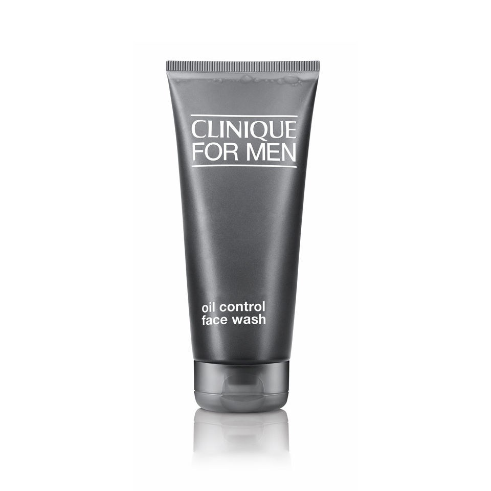 Clinique for Men Oil-Control Face Wash 200ml