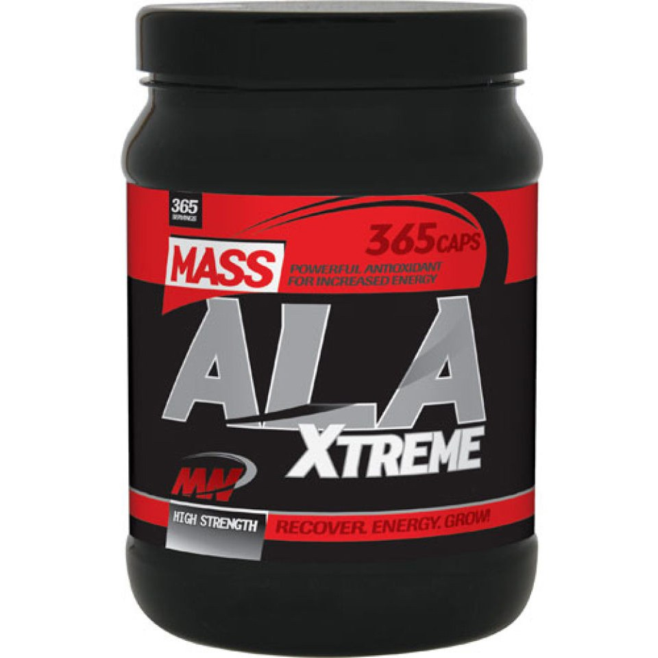 Mass ALA Xtreme Pills 180