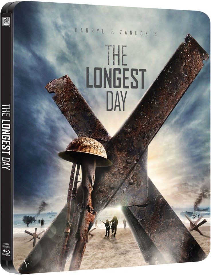 Longest Day - Edición Steelbook