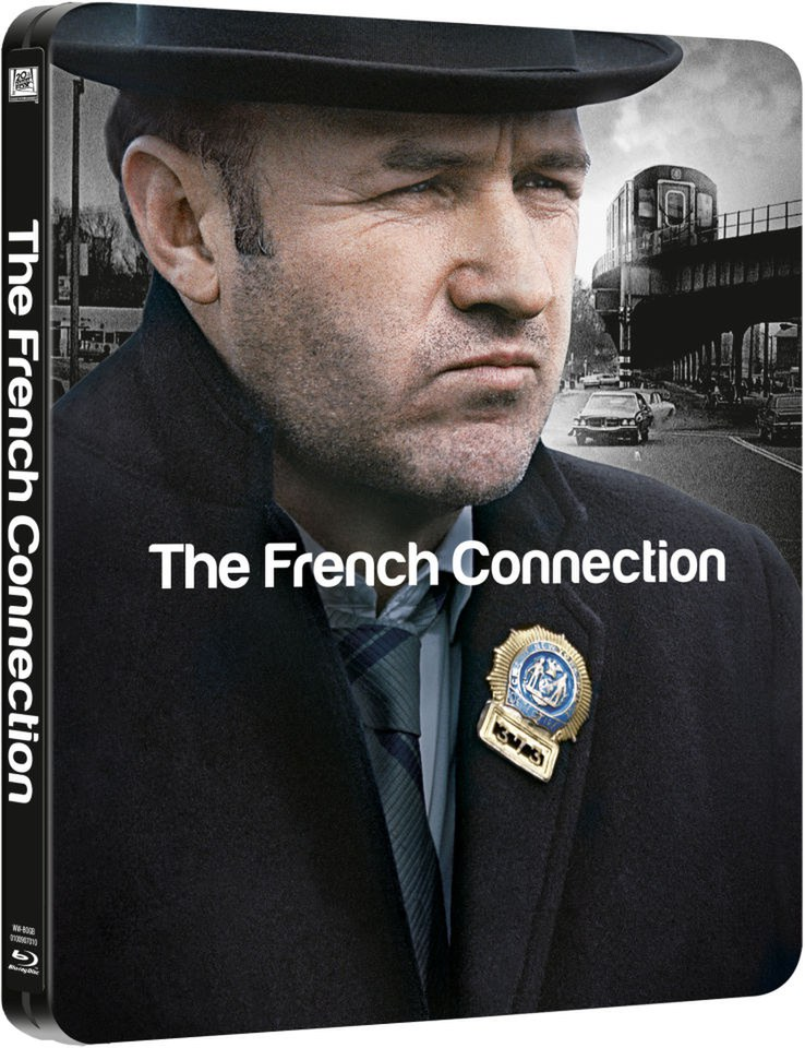 French Connection -Steelbook Édition Limitée