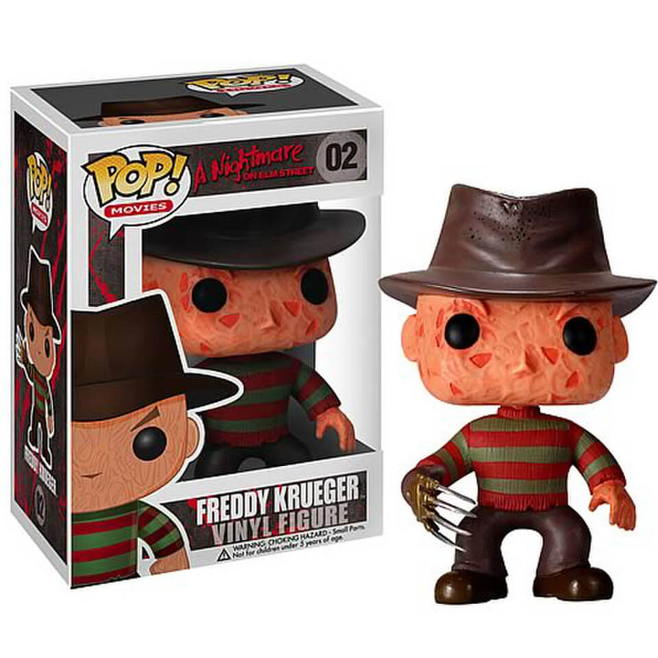 Nightmare On Elm Street - Freddy Krueger - Pop! Vinyl Figure