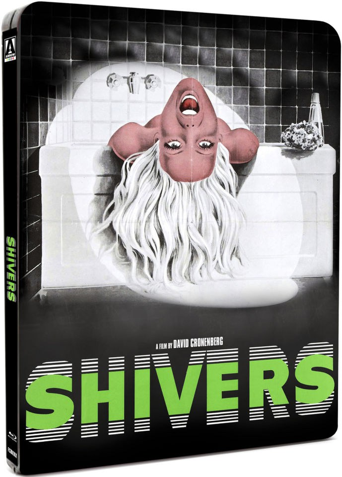 Shivers - Steelbook Edition (Includes DVD)