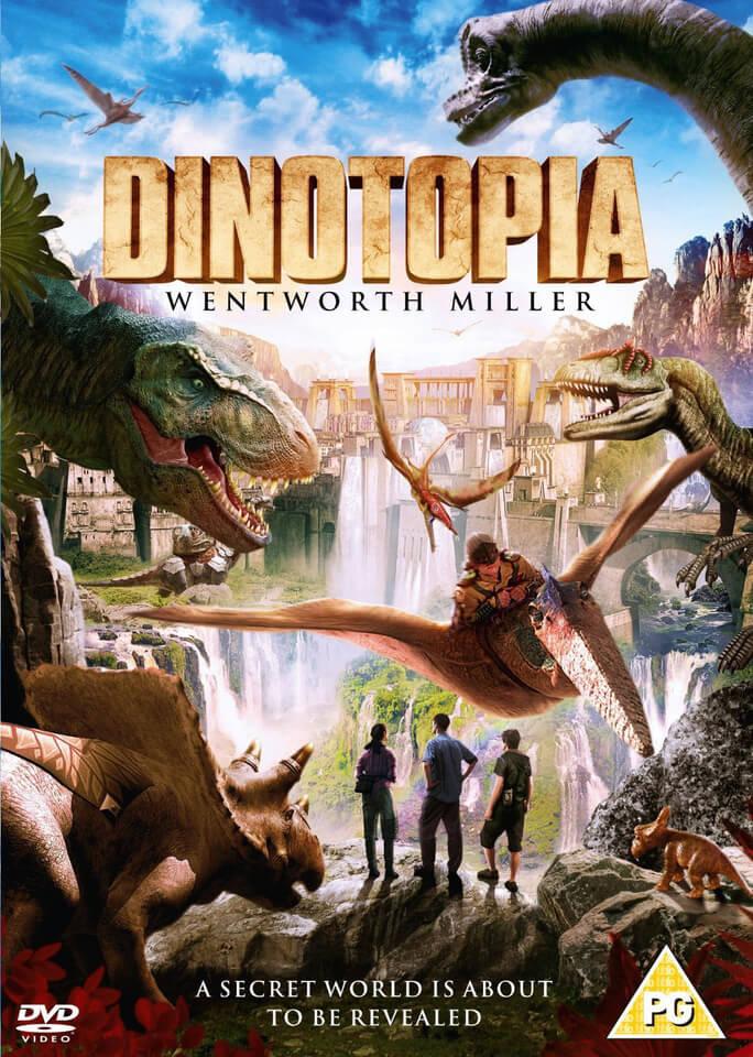 Dinotopia Dvd Zavvi