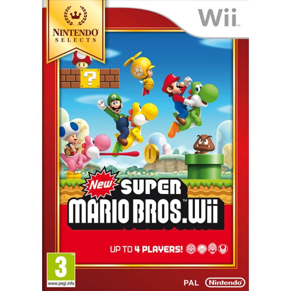Portale di Super Mario   Giochi   Nintendo