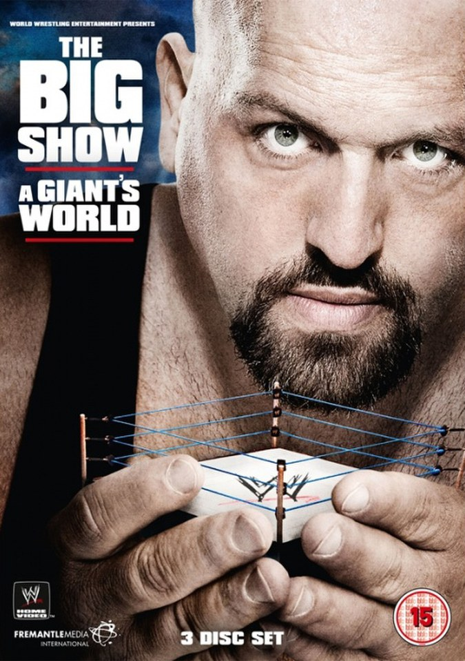 WWE: The Big Show - A Giant