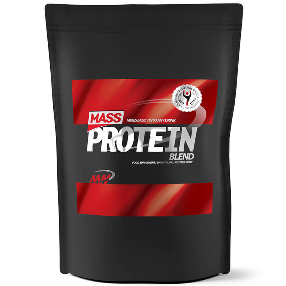 Mass Protein Blend - Pineapple, 2kg