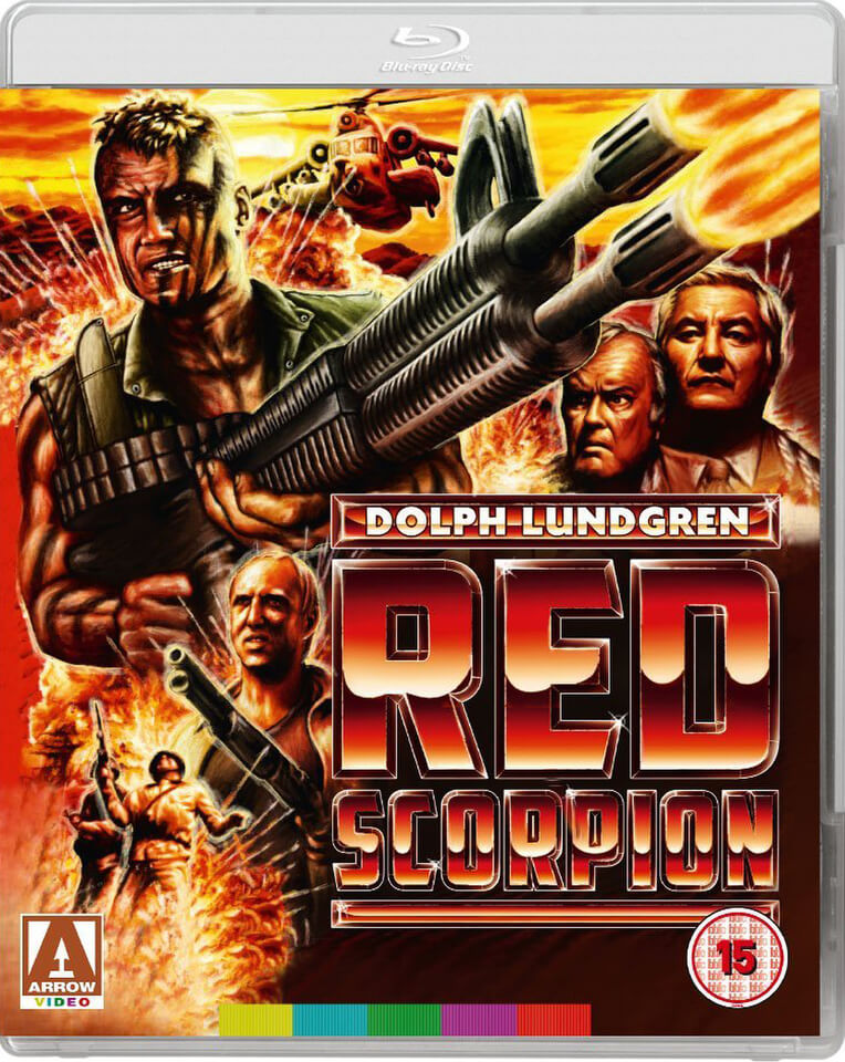 Red Scorpion (Re-Sleeve)