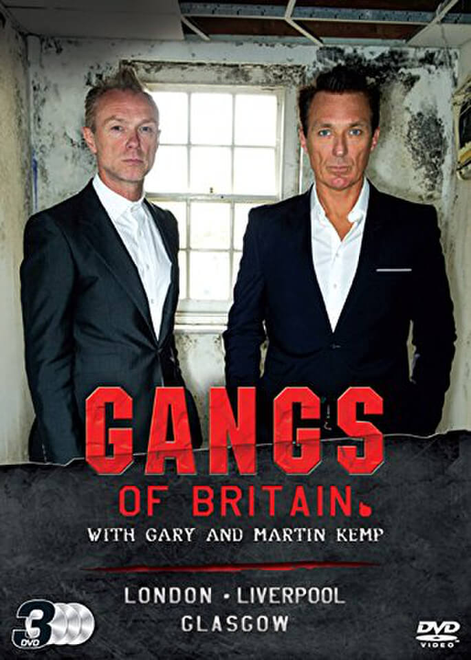 Gangs of Britain: London, Liverpool, Glasgow