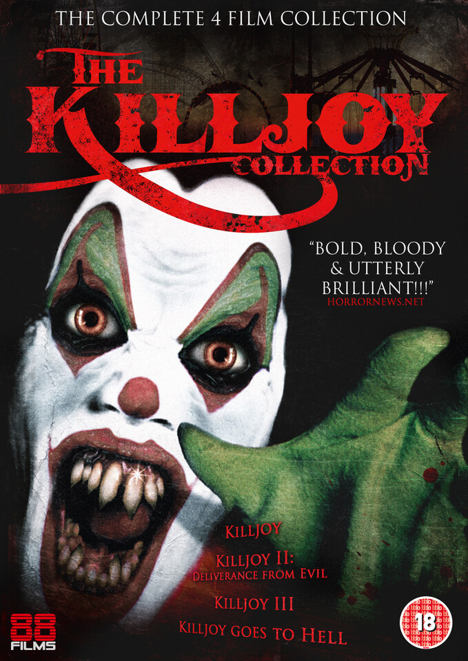 The Killjoy Collection