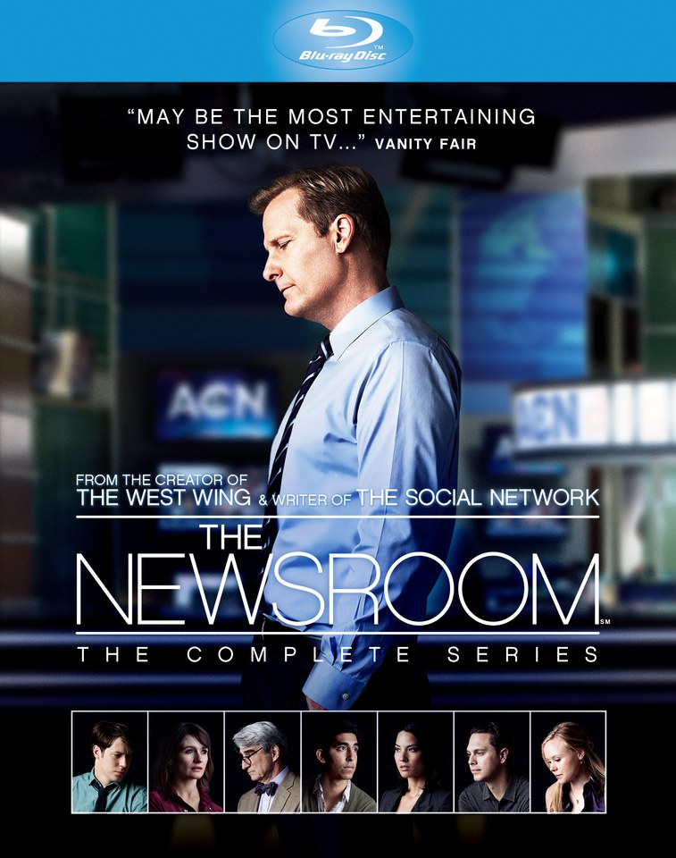 The Newsroom - Season 1-3
