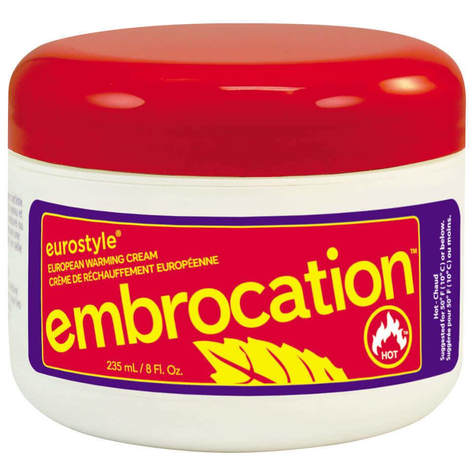 Paceline Eurostyle Embrocation Cream - 8oz Jar   Body maintenance