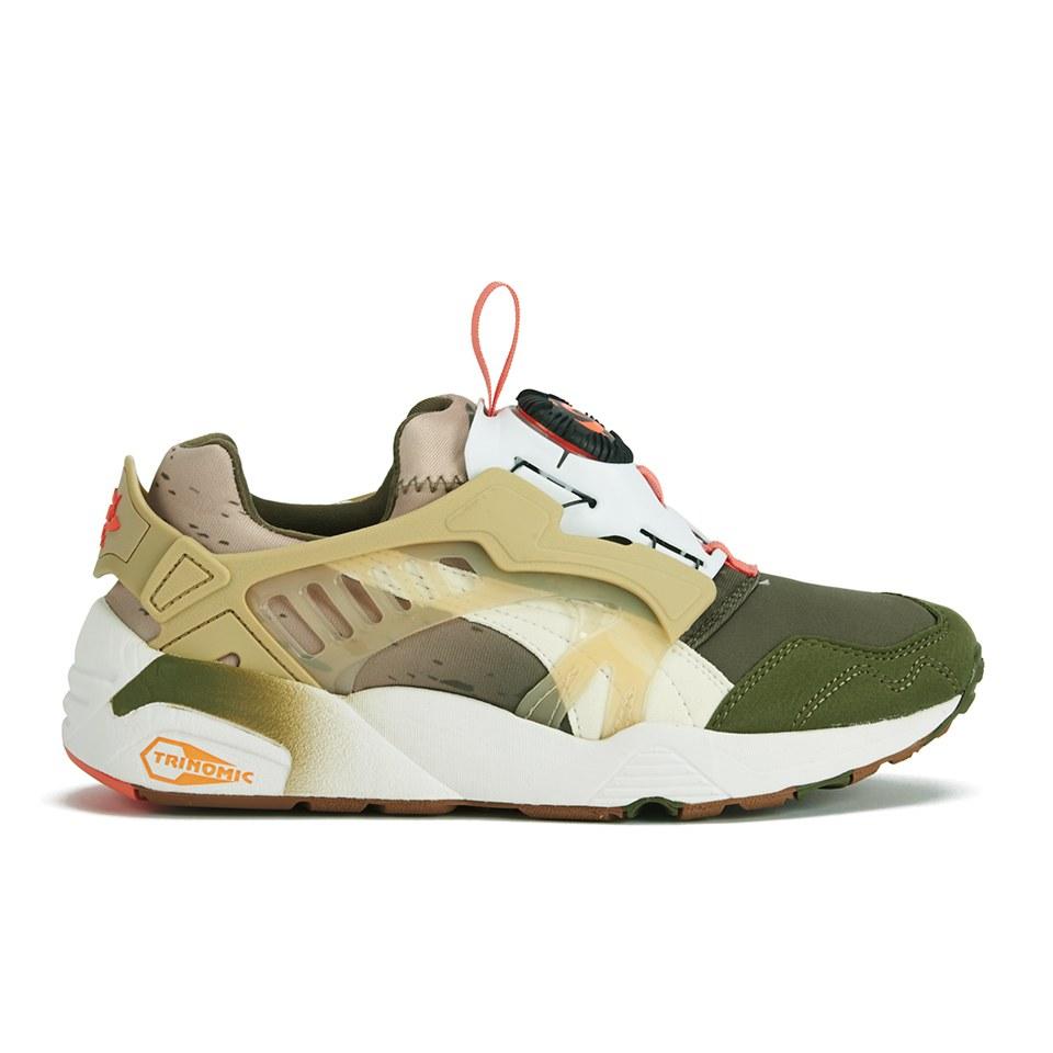 Puma Blaze Trinomic Beige Sneakers | Beige trainers, Beige