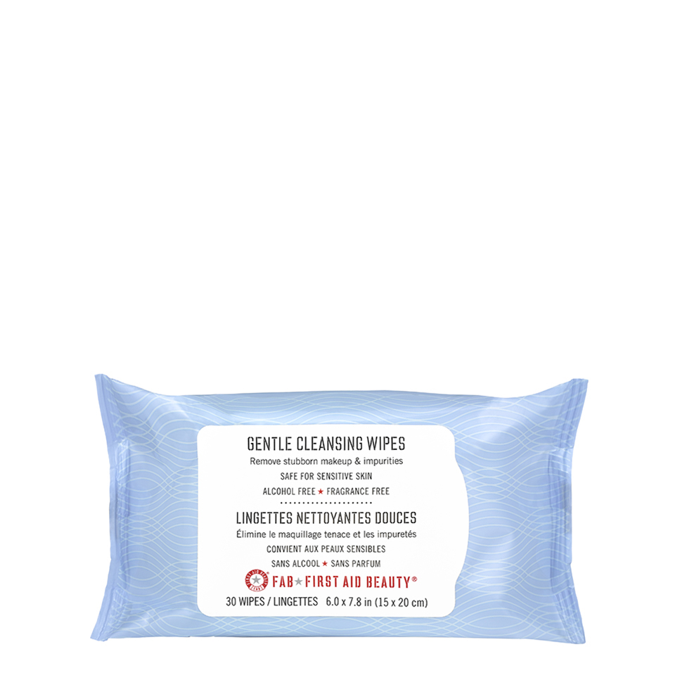 First Aid Beauty Gentle Cleansing Wipes 30 Wipes Skinstore