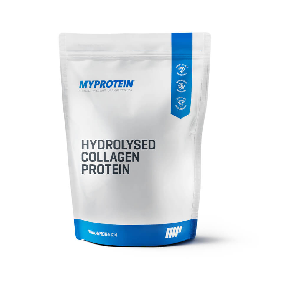 Hydrolysed Collagen Peptide, Unflavoured, 1kg