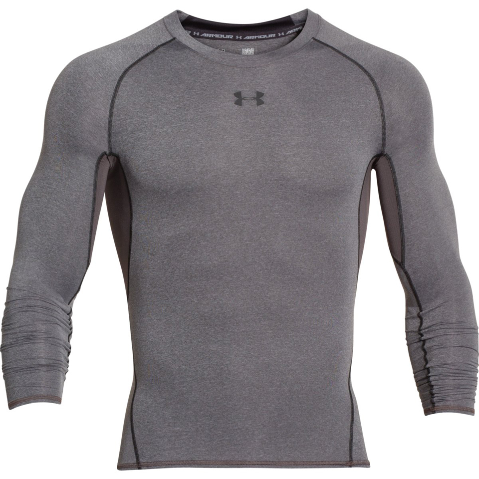 under armour men 39 s armour heatgear long sleeve compression. Black Bedroom Furniture Sets. Home Design Ideas