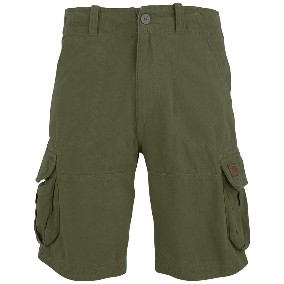 74feec7149 Animal Men's Agouras Walk Shorts - Olive Mens Clothing | Zavvi