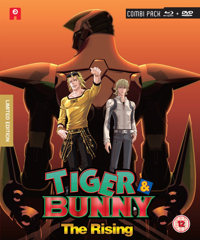 Tiger & Bunny - The Rising: Collector