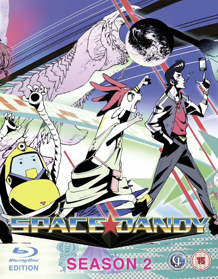 Space Dandy - Season 2 Collector