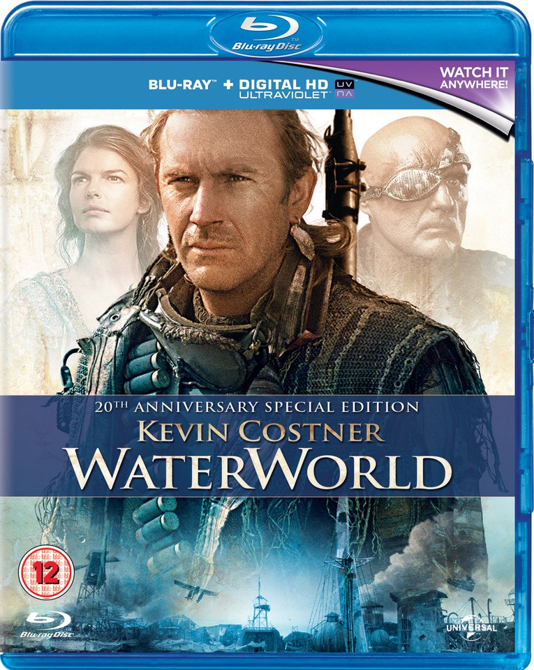 Waterworld Edition 20ième Anniversaire (+ Copie UltraViolet)