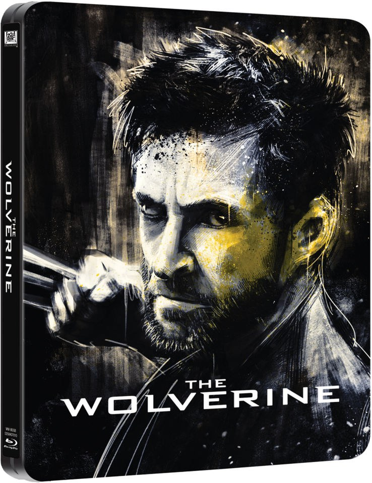 The Wolverine - Steelbook Edition (UK EDITION)