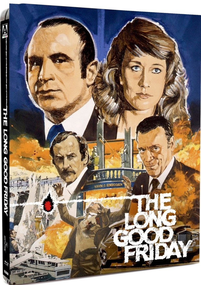 The Long Good Friday - Limited Edition Steelbook (UK EDITION)
