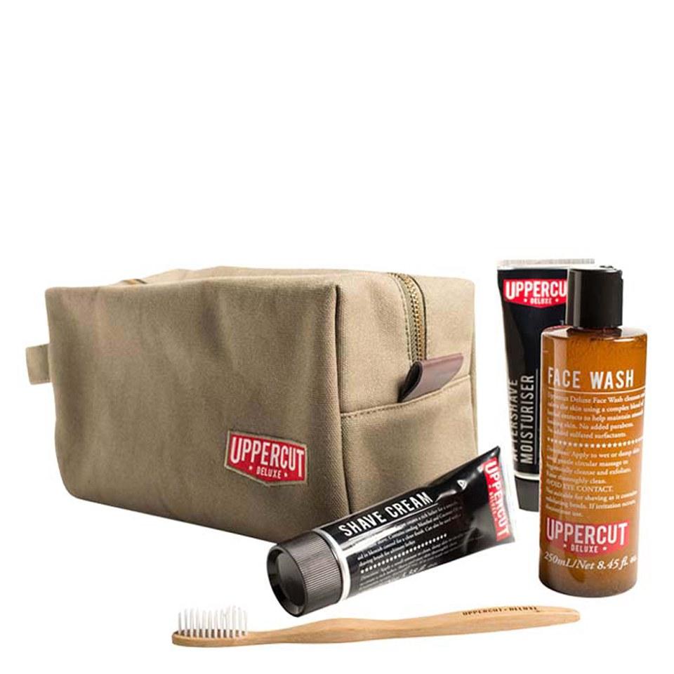 3561a40bf2216 Uppercut Deluxe Men s Kit - Wash Bag Filled