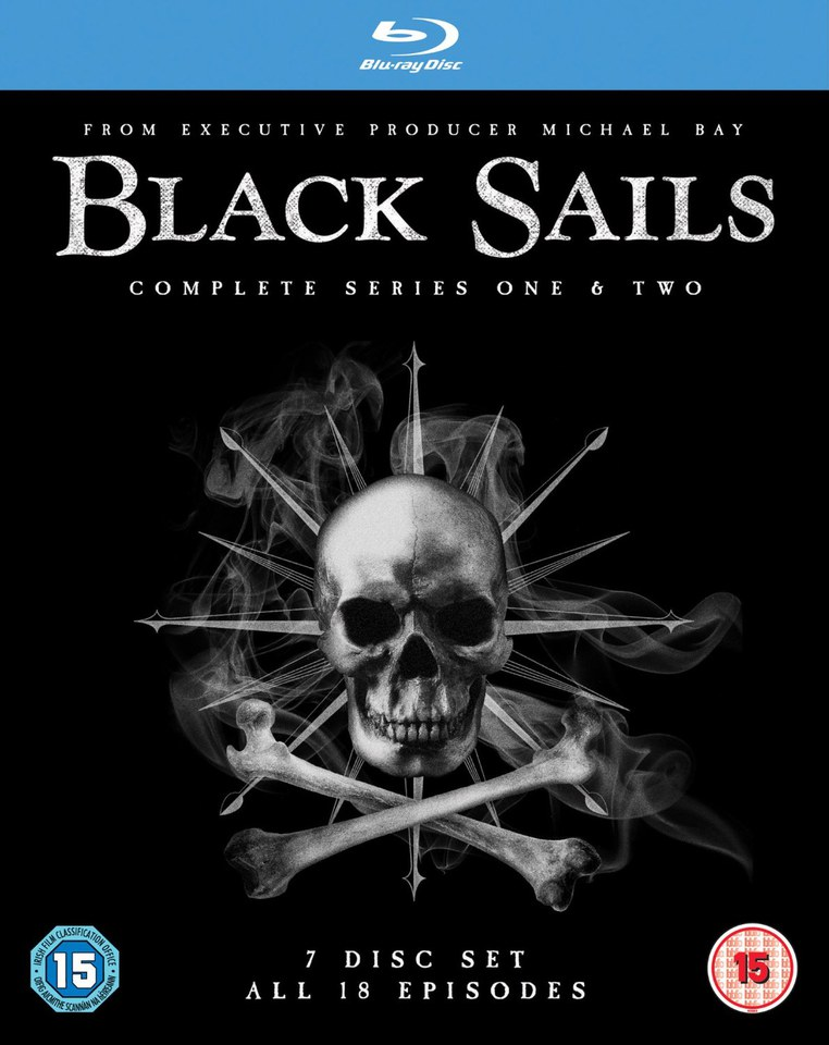 Black Sails - Series 1 & 2