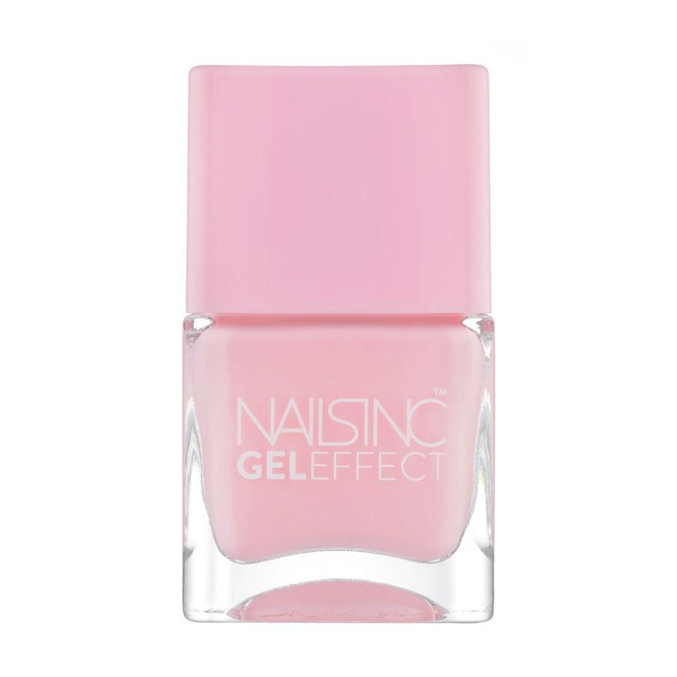 nails inc. Chiltern Street Gel Effect Nail Varnish (14ml) | Free ...