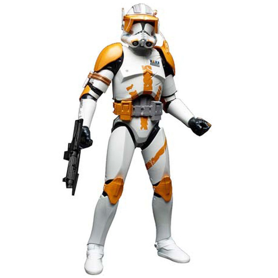 What happened to Commander Cody after Order 66? - reddit