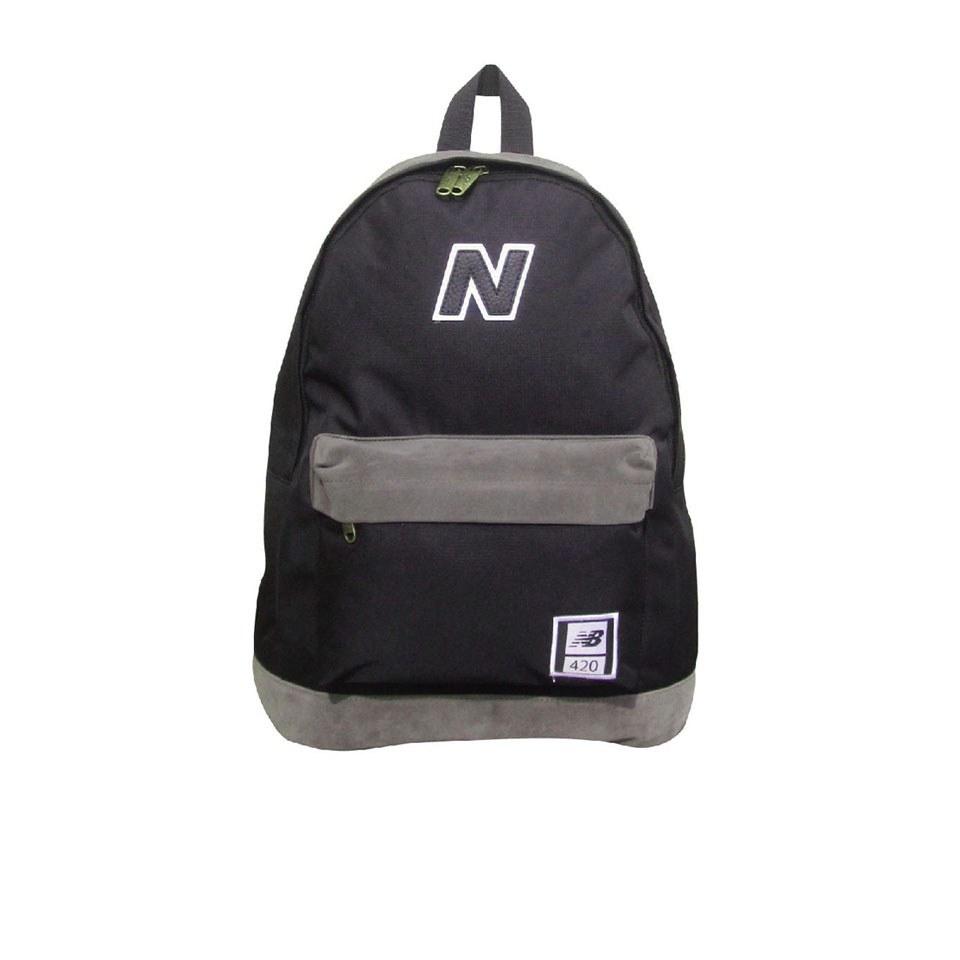 New Balance 420 Backpack - Black/Grey