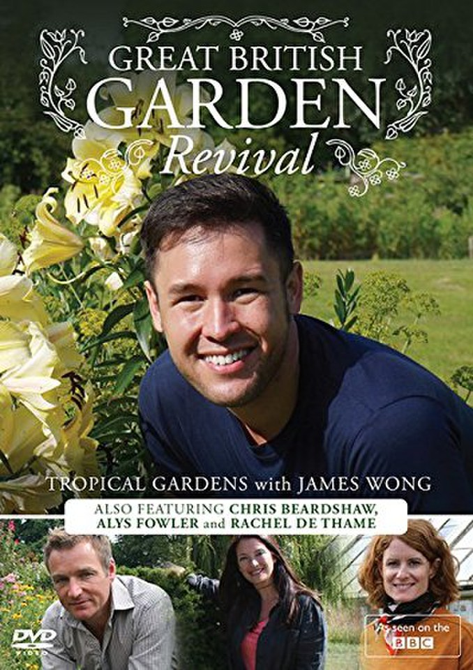 Great British Garden Revival  - Tropical Gardens with James Wong