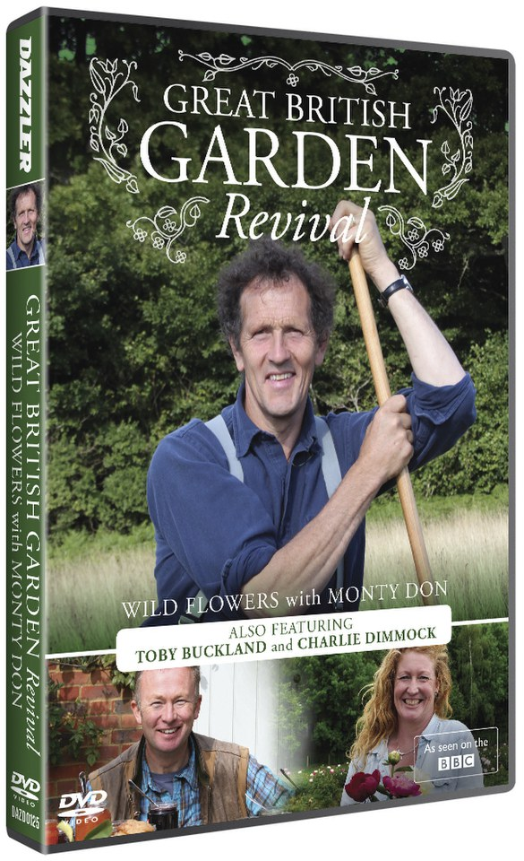 Great British Garden Revival - Wild Flowers with Monty Don