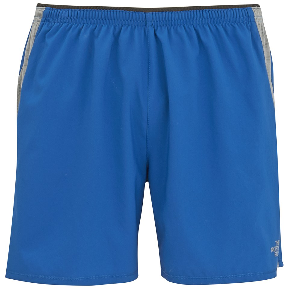 09e355313 The North Face Men's GTD Running Shorts - Snorkal Blue/Grey