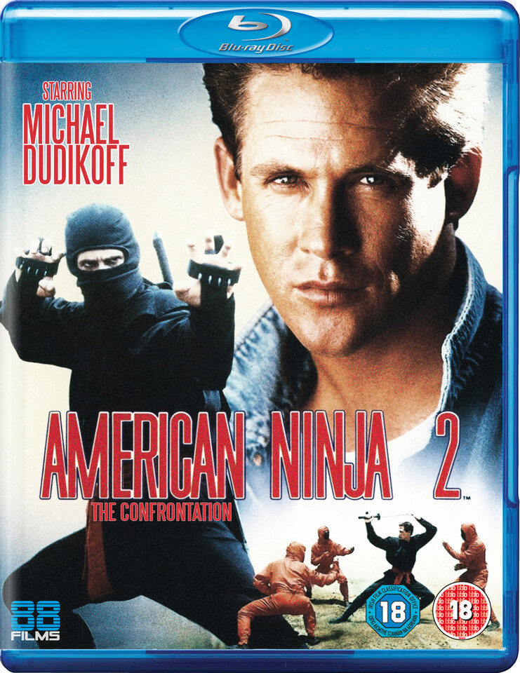 American Ninja 2 - The Confrontation