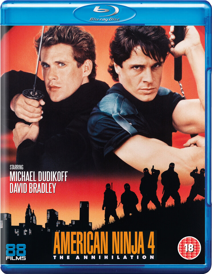 American Ninja 4 - The Annihilation