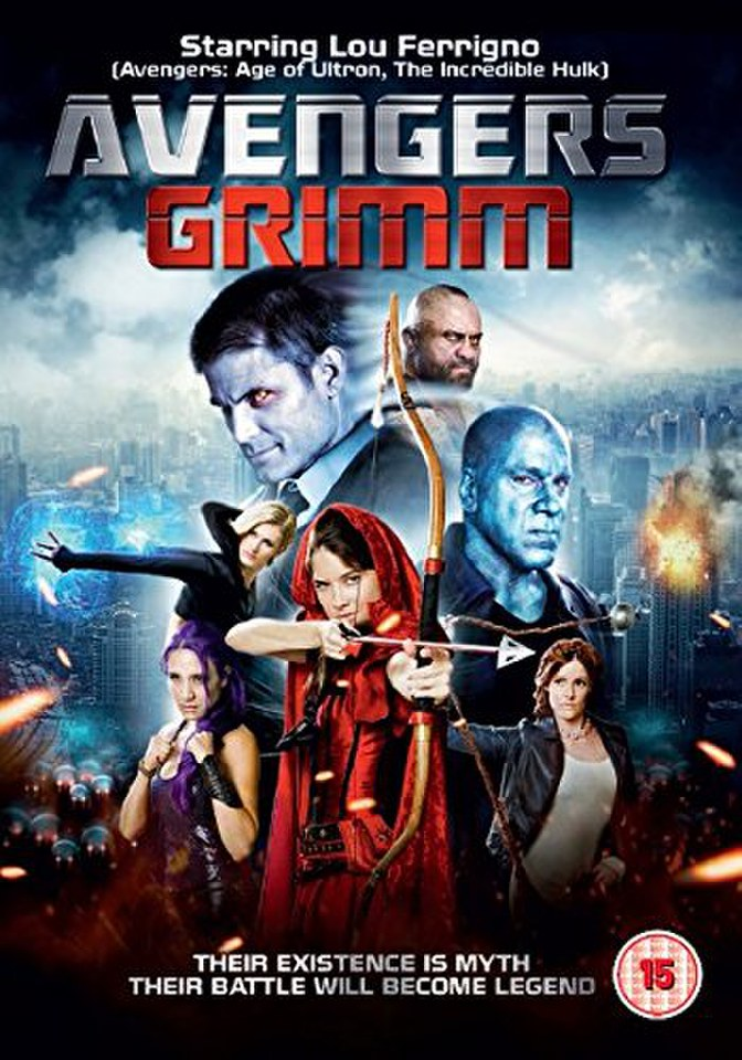 Avengers Grimm Besetzung