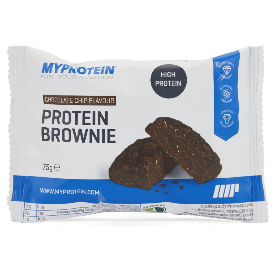 Protein Brownie - Chocolate - 75g