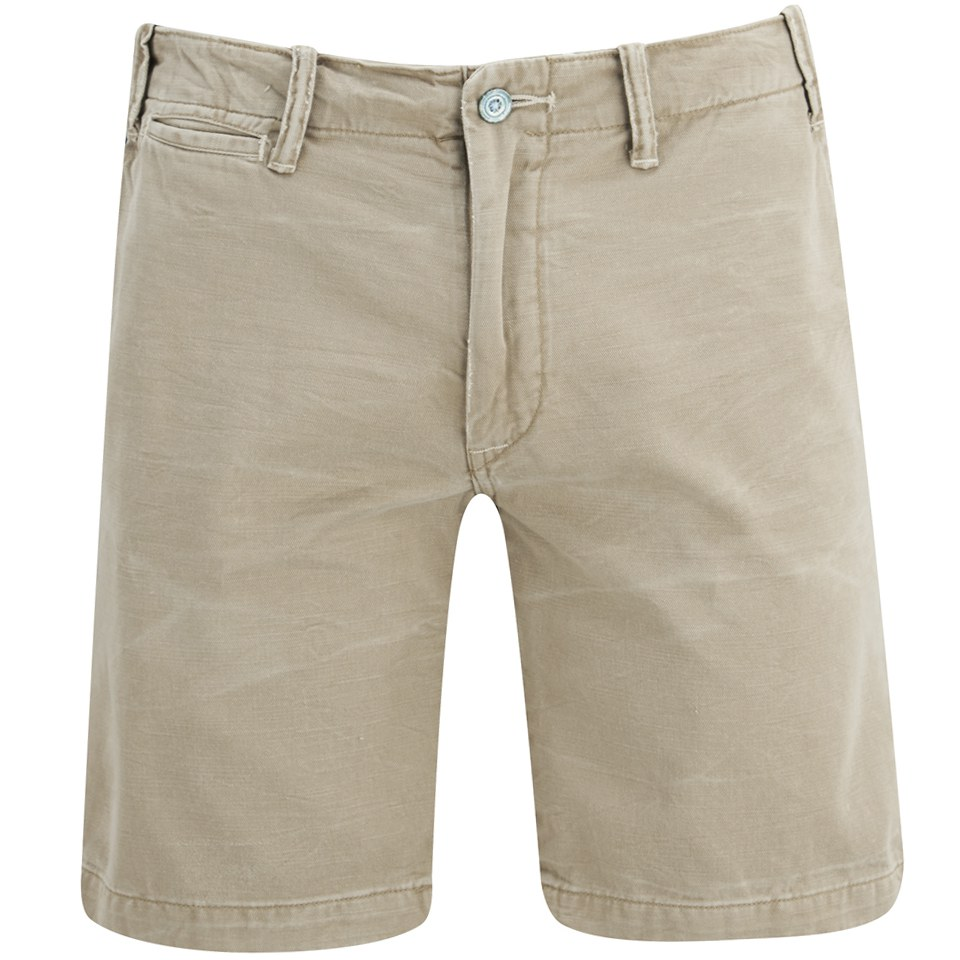 f652e88670 Polo Ralph Lauren Men's Straight Fit Maritime Shorts - Boating Khaki - Free  UK Delivery over £50