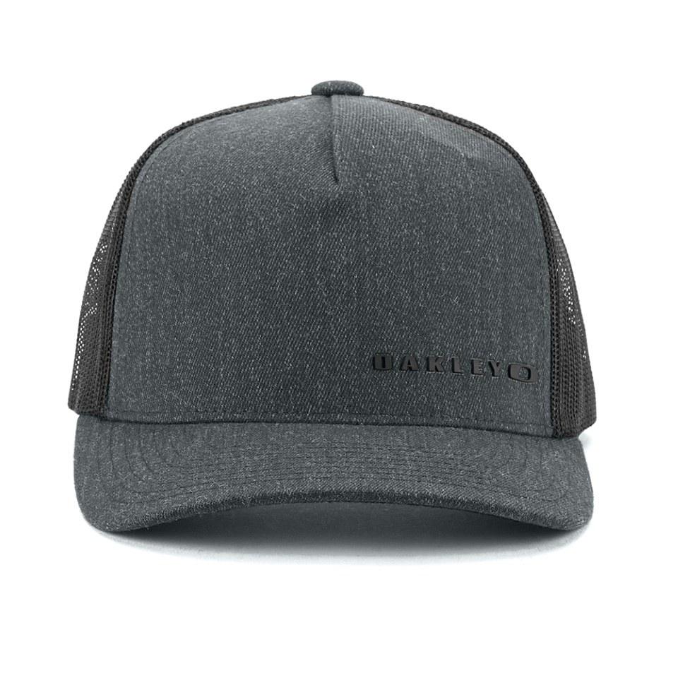 030d6763052976 Oakley Men's Halifax Trucker Hat - Black Clothing | Zavvi