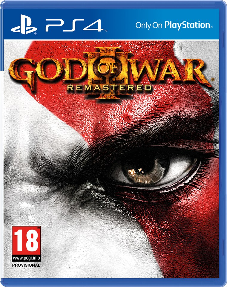 God of War III: Remastered