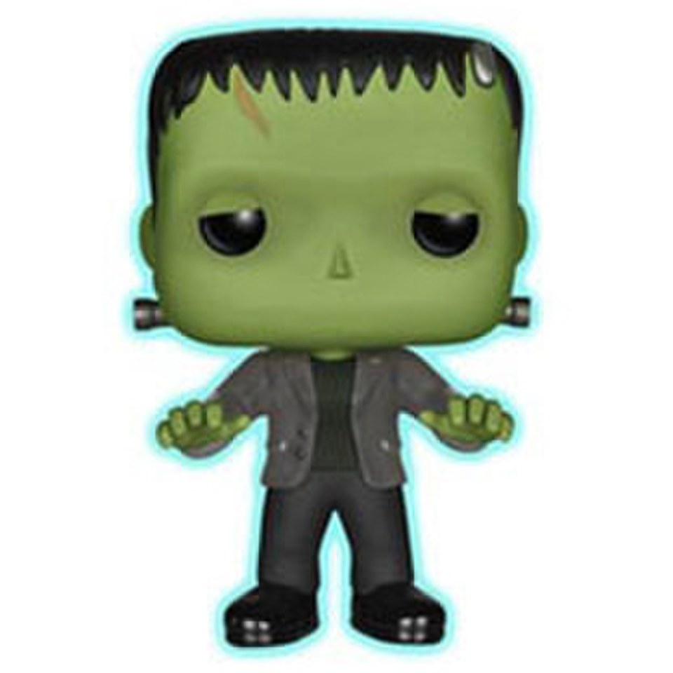 Universal Monsters Frankensteins Monster Glow in the Dark Exclusive Pop! Vinyl Figure
