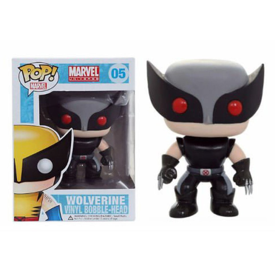 Marvel X-Men Wolverine X-Force Costume Hot Topic Exclusive Pop! Vinyl Figure
