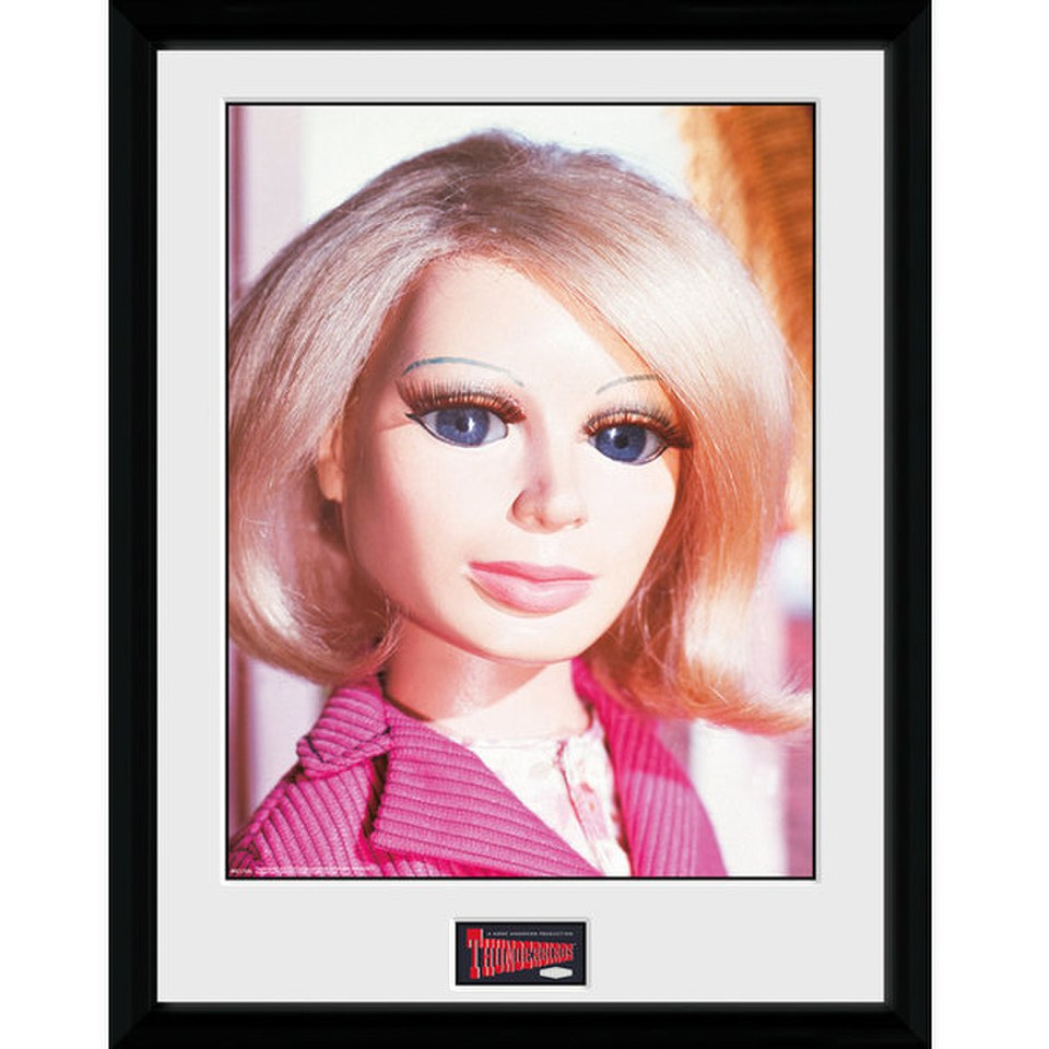 Thunderbirds Classic Penelope - Framed Photographic - 16 Inch x 12 Inch