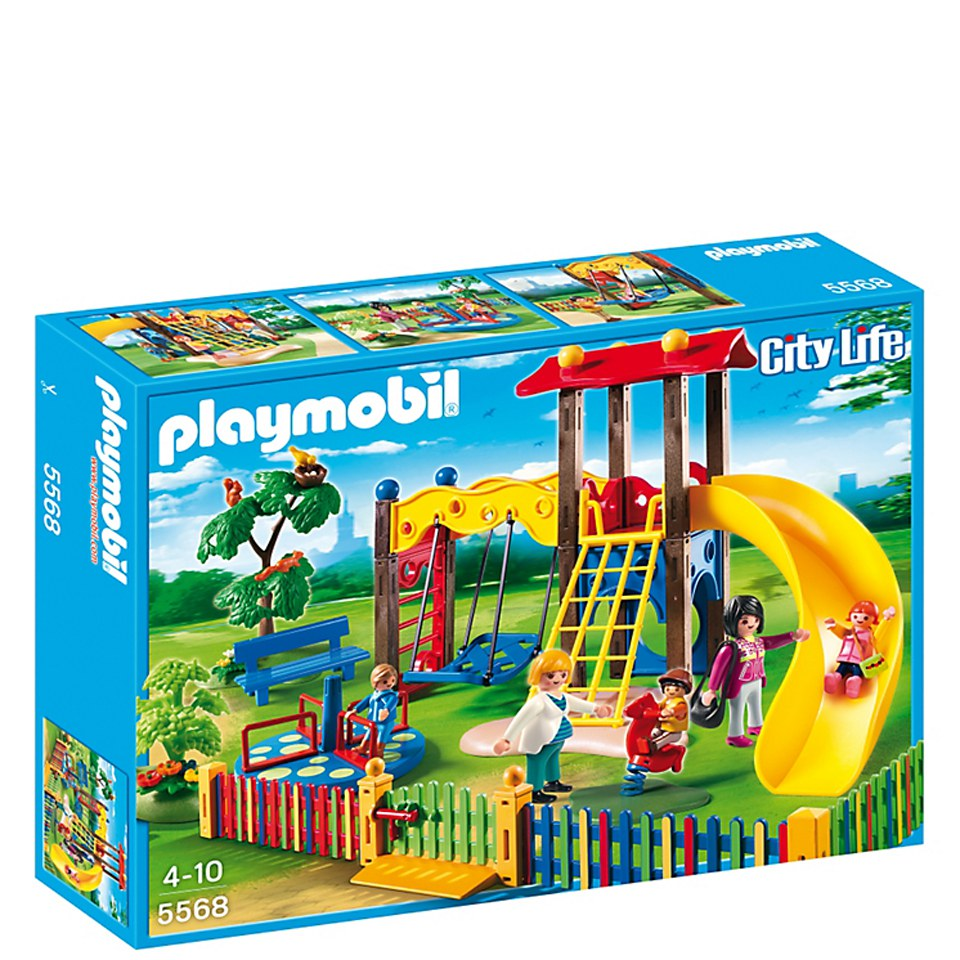 Playmobil Pre-School Children