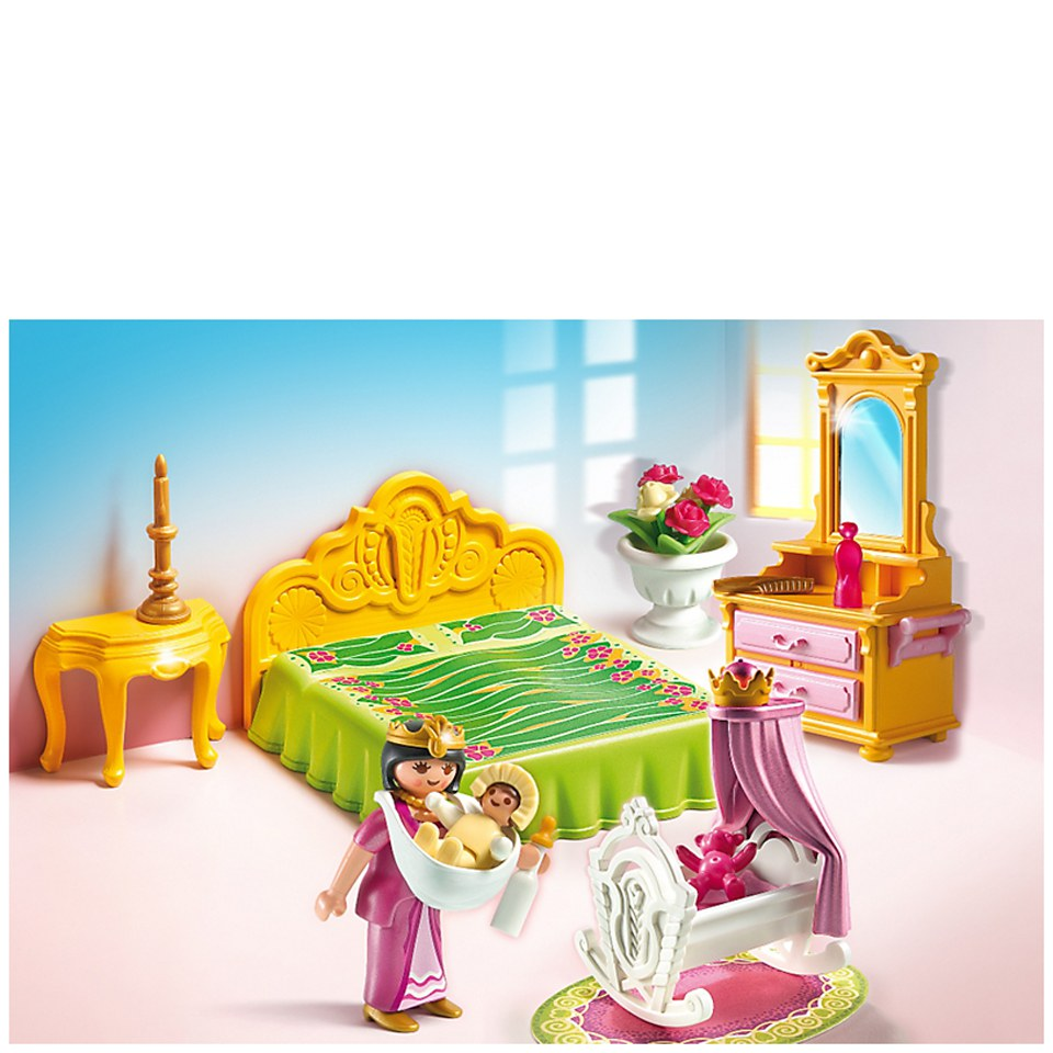 Playmobil Princesses Royal Bedroom 5146 Toys
