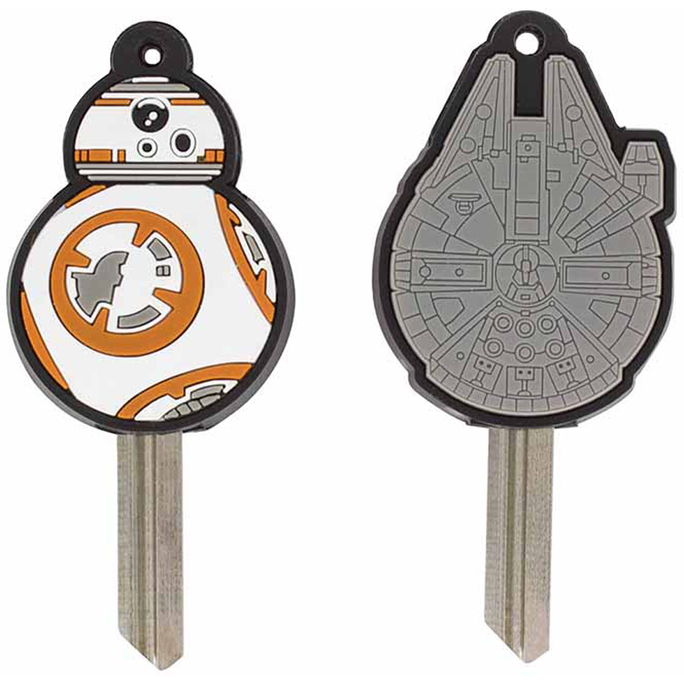 Episode VII Star Wars Key Covers