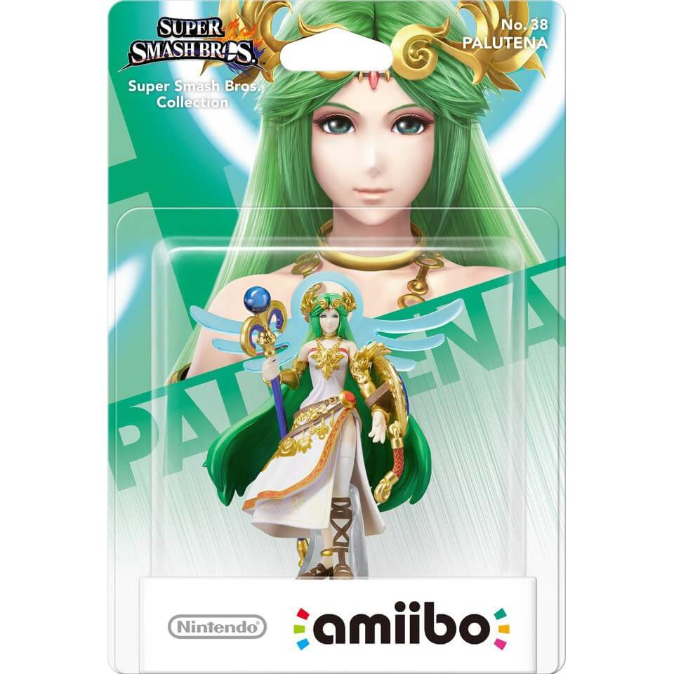 Palutena No 38 Amiibo Nintendo Official Uk Store